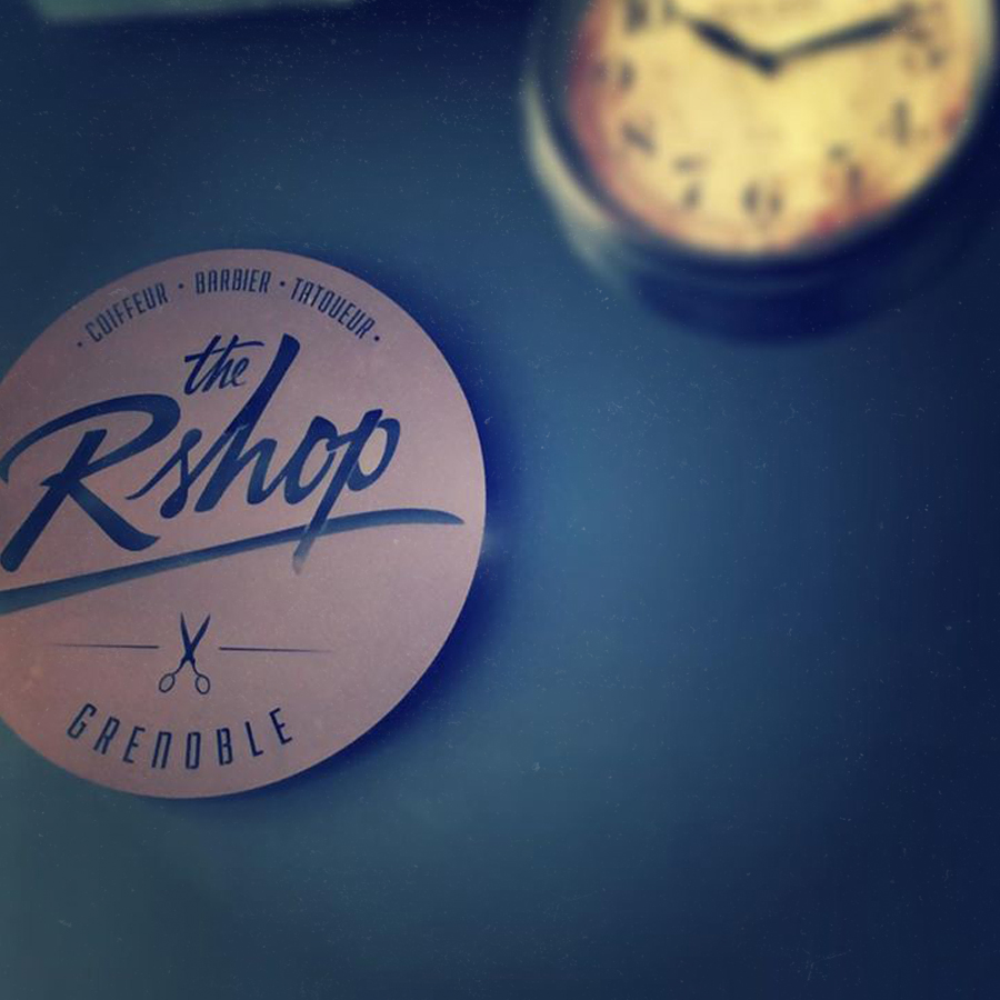 The Rshop / Identity / Art-Director / Logo
